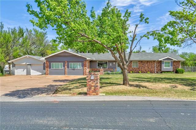3712 NE Kings Row, Oklahoma City, OK 73121 (MLS #953519) :: Homestead & Co