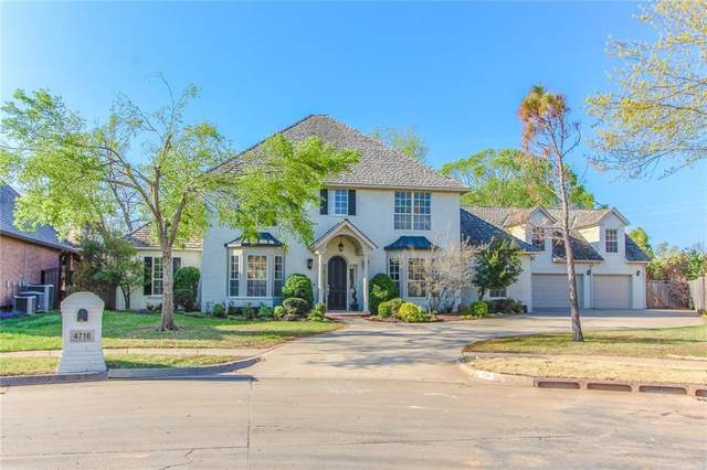 4716 Foxborough Court, Norman, OK 73072 (MLS #953544) :: Maven Real Estate