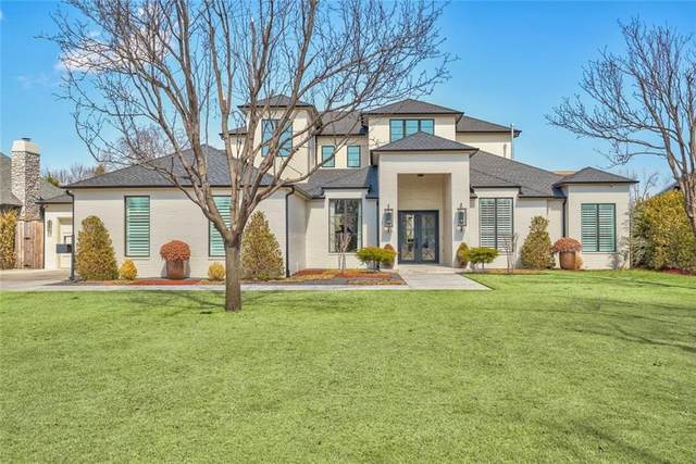 2641 W Wilshire Boulevard, Oklahoma City, OK 73116 (MLS #953582) :: Maven Real Estate