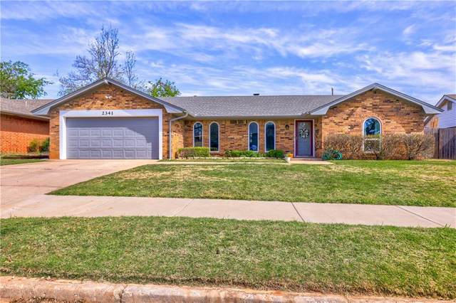 2341 NW 112th Street, Oklahoma City, OK 73120 (MLS #953590) :: Homestead & Co