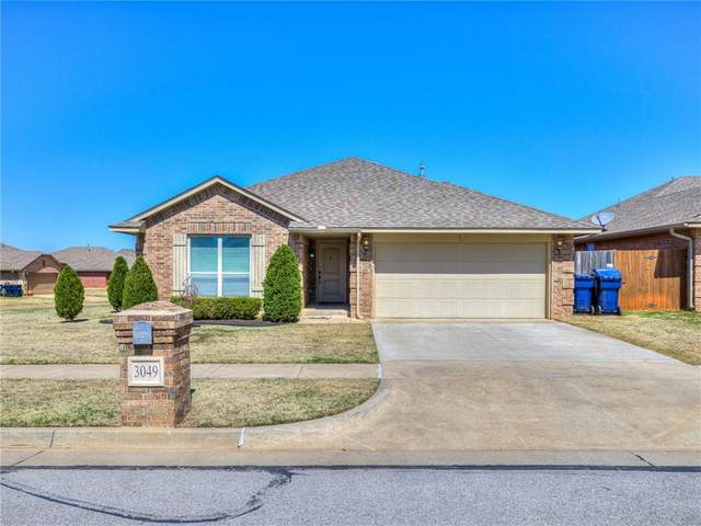 3049 NW 181st Street, Edmond, OK 73012 (MLS #953593) :: Homestead & Co