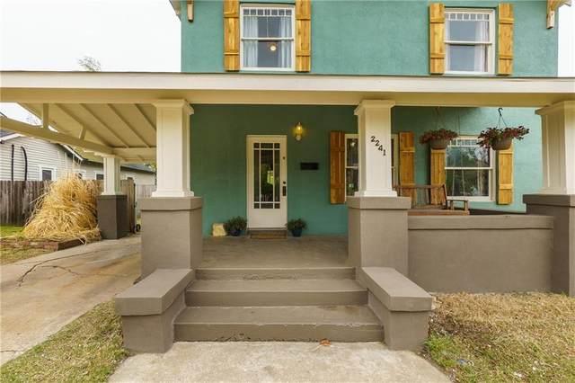 2241 NW 17th Street, Oklahoma City, OK 73107 (MLS #953595) :: The UB Home Team at Whittington Realty