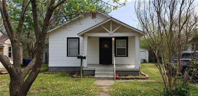 1314 N Coolidge Street, Seminole, OK 74868 (MLS #953609) :: Homestead & Co