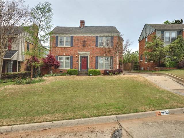 2613 NW 29th Street, Oklahoma City, OK 73107 (MLS #953625) :: Erhardt Group at Keller Williams Mulinix OKC