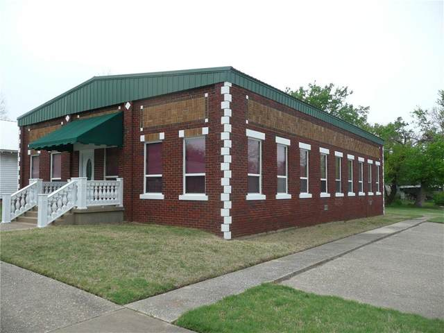 624 N Hinckley Street, Holdenville, OK 74848 (MLS #953630) :: Homestead & Co