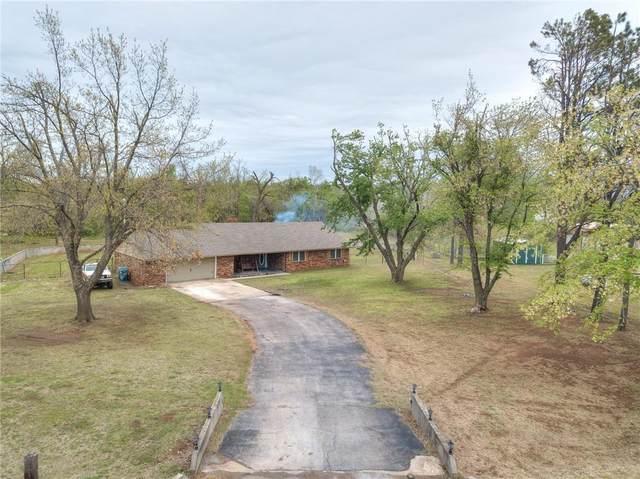 314 E Cedar Drive, Tuttle, OK 73089 (MLS #953632) :: Homestead & Co