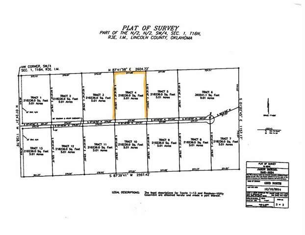 4 Cr 776, Tryon, OK 74875 (MLS #953642) :: Maven Real Estate