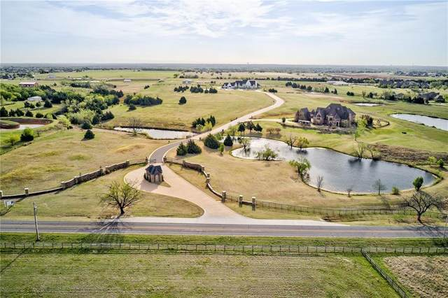 2718 Cheval Drive, Edmond, OK 73025 (MLS #953647) :: Homestead & Co