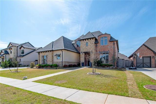 4422 Fountain View Drive, Norman, OK 73072 (MLS #953655) :: Maven Real Estate