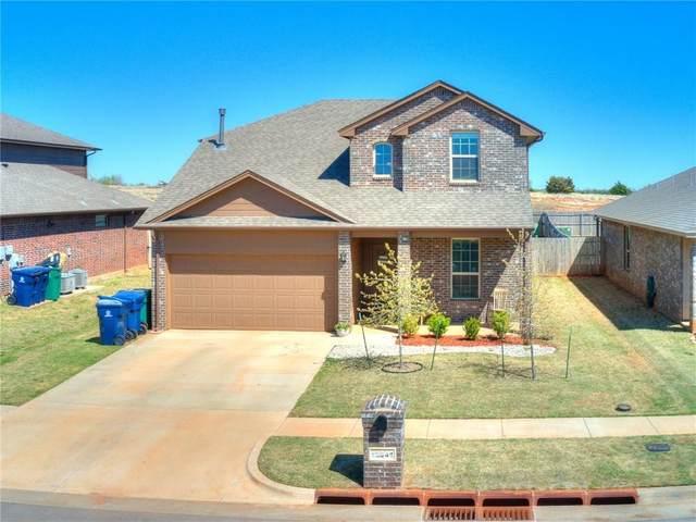 12541 NW 139th Terrace, Piedmont, OK 73078 (MLS #953666) :: Homestead & Co