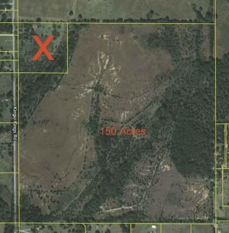 000 Kings - 150 Acres Road, Shawnee, OK 74801 (MLS #953668) :: Keller Williams Realty Elite