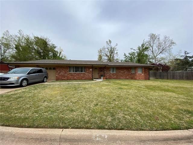 2609 Chateau Drive, Norman, OK 73069 (MLS #953676) :: Homestead & Co