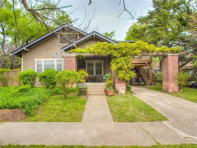 429 W Comanche Street, Norman, OK 73069 (MLS #953715) :: KG Realty