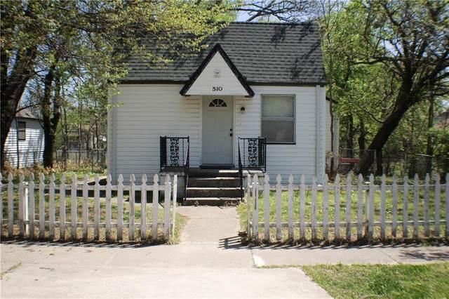 510 E Symmes Street, Norman, OK 73071 (MLS #953728) :: Homestead & Co