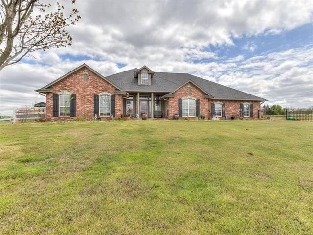 2801 36th Se Avenue, Norman, OK 73026 (MLS #953745) :: Homestead & Co