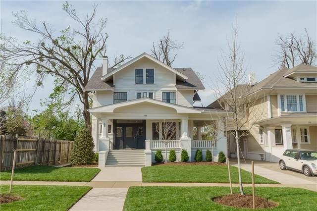 711 NW 17th Street, Oklahoma City, OK 73103 (MLS #953761) :: Homestead & Co