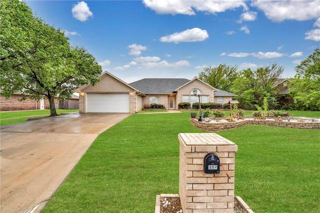 408 S Quail Run, Altus, OK 73521 (MLS #953774) :: Homestead & Co