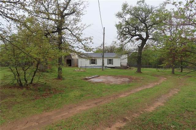 31 Barker Drive, Newalla, OK 74857 (MLS #953798) :: The UB Home Team at Whittington Realty