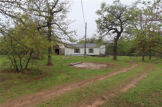 31 Barker Drive, Newalla, OK 74857 (MLS #953798) :: Homestead & Co