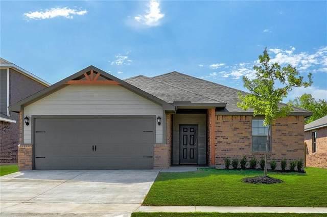 1609 Burgundy Drive, El Reno, OK 73036 (MLS #953834) :: Keller Williams Realty Elite