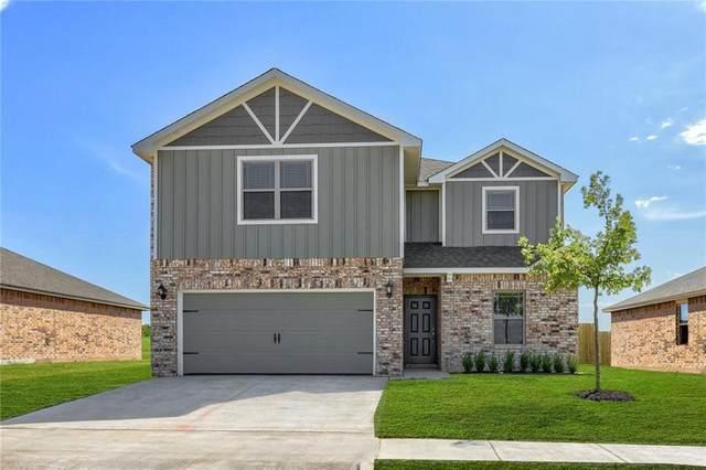 1701 Burgundy Drive, El Reno, OK 73036 (MLS #953836) :: KG Realty