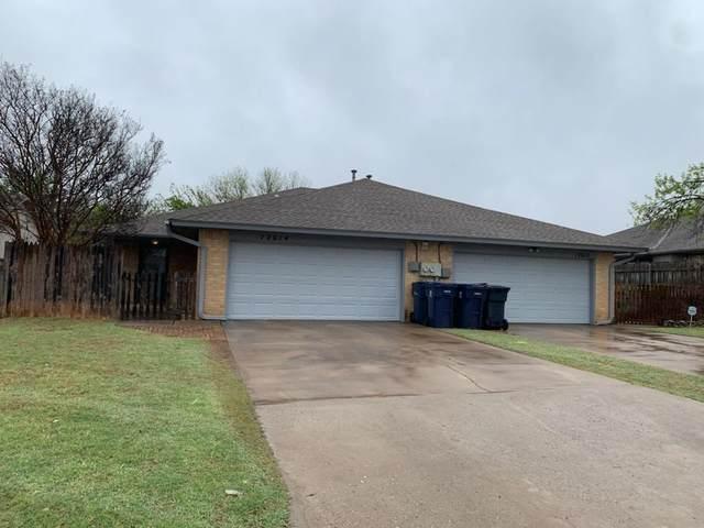 12612 Abbotts Way, Oklahoma City, OK 73142 (MLS #953847) :: KG Realty