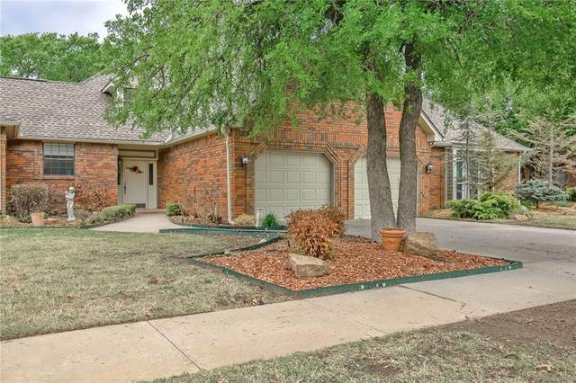 3308 Riviera Drive, Norman, OK 73072 (MLS #953867) :: Homestead & Co