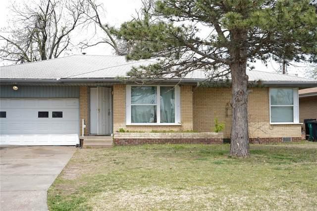 831 SW 47th Street, Oklahoma City, OK 73109 (MLS #953875) :: Erhardt Group at Keller Williams Mulinix OKC