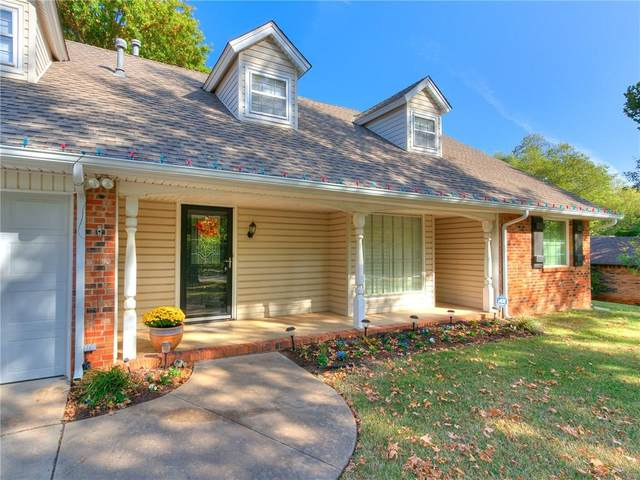 2505 Echo Trail, Edmond, OK 73013 (MLS #953891) :: Homestead & Co