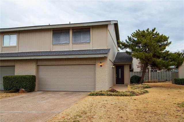 9812 Hefner Village Boulevard, Oklahoma City, OK 73162 (MLS #953913) :: Homestead & Co