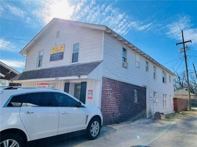 2211 N Classen Boulevard, Oklahoma City, OK 73106 (MLS #953920) :: Maven Real Estate
