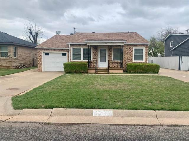 1105 Maple Street, Altus, OK 73521 (MLS #953925) :: Erhardt Group at Keller Williams Mulinix OKC