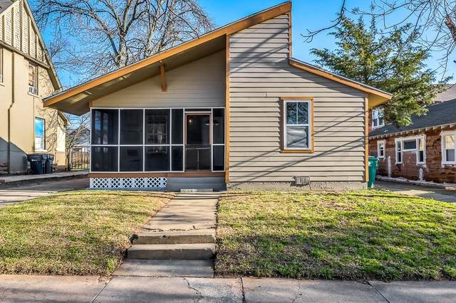 1809 W Park Place, Oklahoma City, OK 73106 (MLS #953953) :: Your H.O.M.E. Team