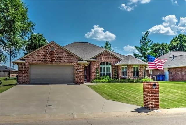 901 Tilghman Drive, Chandler, OK 74834 (MLS #953974) :: Homestead & Co