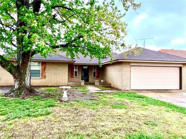 1500 SW 93rd Street, Oklahoma City, OK 73159 (MLS #953986) :: Erhardt Group at Keller Williams Mulinix OKC