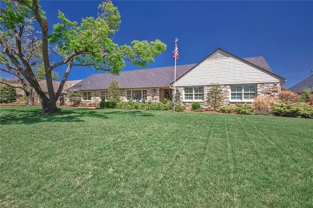 1609 Norwood Place, Nichols Hills, OK 73120 (MLS #954005) :: Homestead & Co