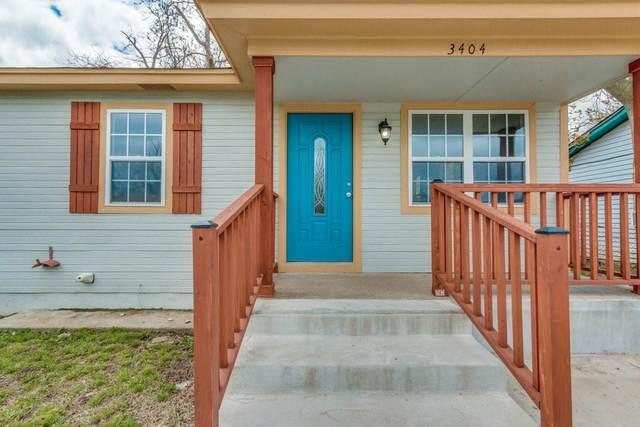 3404 SW 22nd Street, Oklahoma City, OK 73108 (MLS #954027) :: Homestead & Co