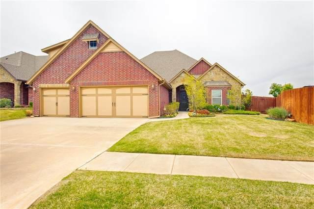 13609 Gentry Drive, Oklahoma City, OK 73142 (MLS #954032) :: Homestead & Co