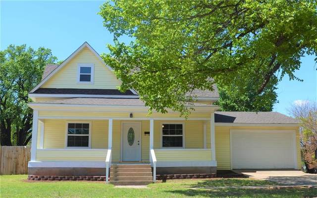 308 S Cordell Street, Cordell, OK 73632 (MLS #954034) :: Keller Williams Realty Elite