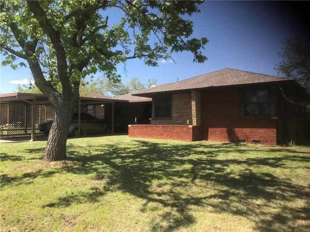 2653 SW 61st Street, Oklahoma City, OK 73159 (MLS #954040) :: Homestead & Co