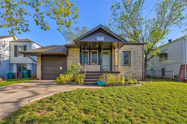 1127 Woodlawn Place, Oklahoma City, OK 73118 (MLS #954047) :: Homestead & Co