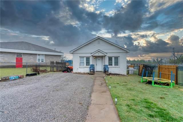 2818 NE 24th Street, Oklahoma City, OK 73111 (MLS #954052) :: Maven Real Estate
