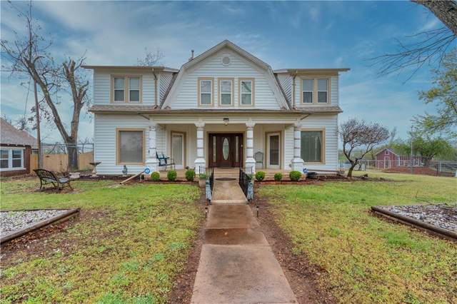 1710 E Oklahoma Avenue, Guthrie, OK 73044 (MLS #954053) :: Homestead & Co