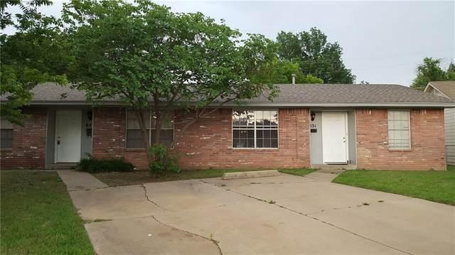 829 Russell Circle, Norman, OK 73071 (MLS #954056) :: Erhardt Group at Keller Williams Mulinix OKC
