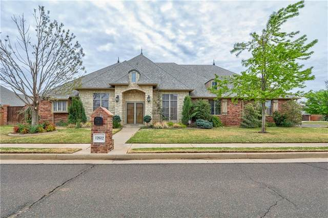 12612 Olivine Terrace, Oklahoma City, OK 73170 (MLS #954066) :: Homestead & Co