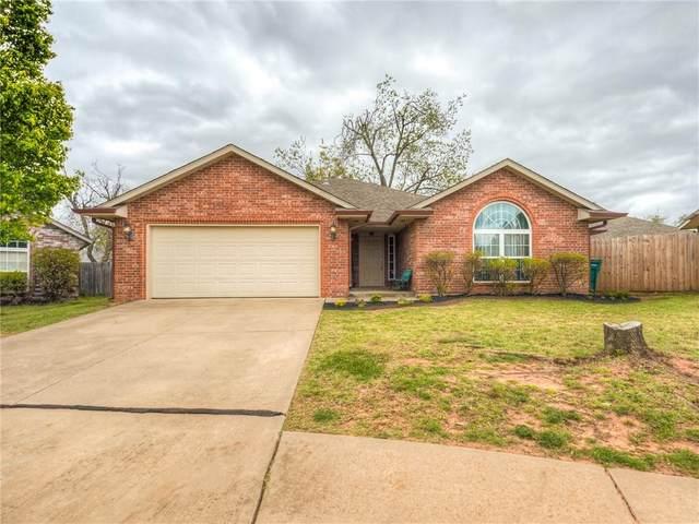4320 SE 56th Circle, Oklahoma City, OK 73135 (MLS #954075) :: Keller Williams Realty Elite