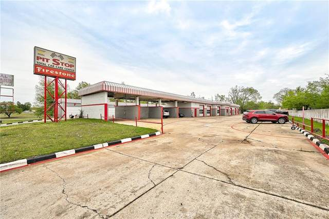 422 N Air Depot Boulevard, Midwest City, OK 73110 (MLS #954076) :: Keller Williams Realty Elite