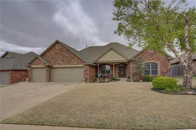 245 E Mobile Terrace, Mustang, OK 73064 (MLS #954078) :: Keller Williams Realty Elite