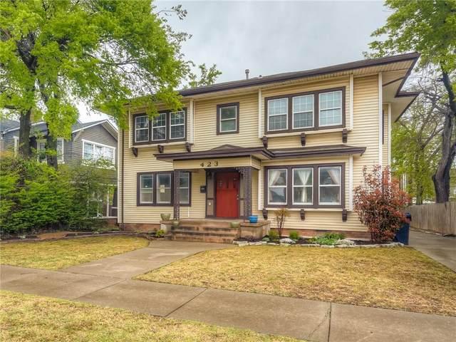 423 NE 14th Street, Oklahoma City, OK 73104 (MLS #954130) :: Homestead & Co