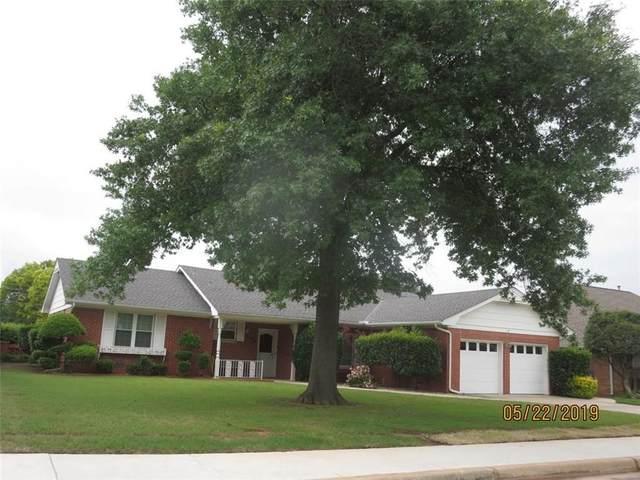 2324 NW 46th Street, Oklahoma City, OK 73112 (MLS #954135) :: Homestead & Co